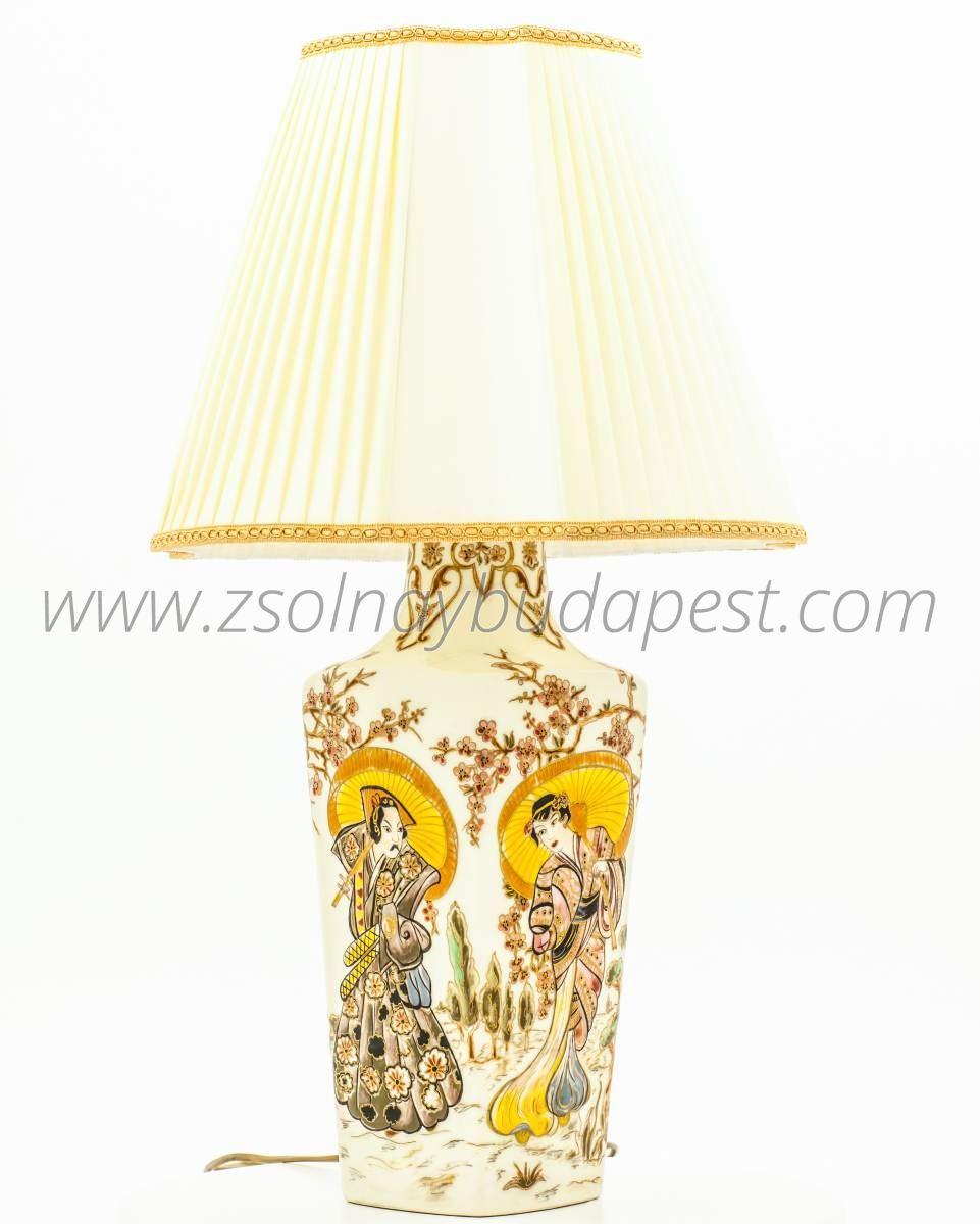 One of a kind Geisha lamp