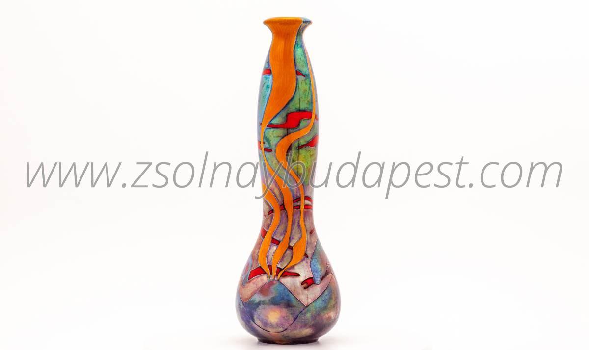 Limited Edition Eosin Vulcano Vase