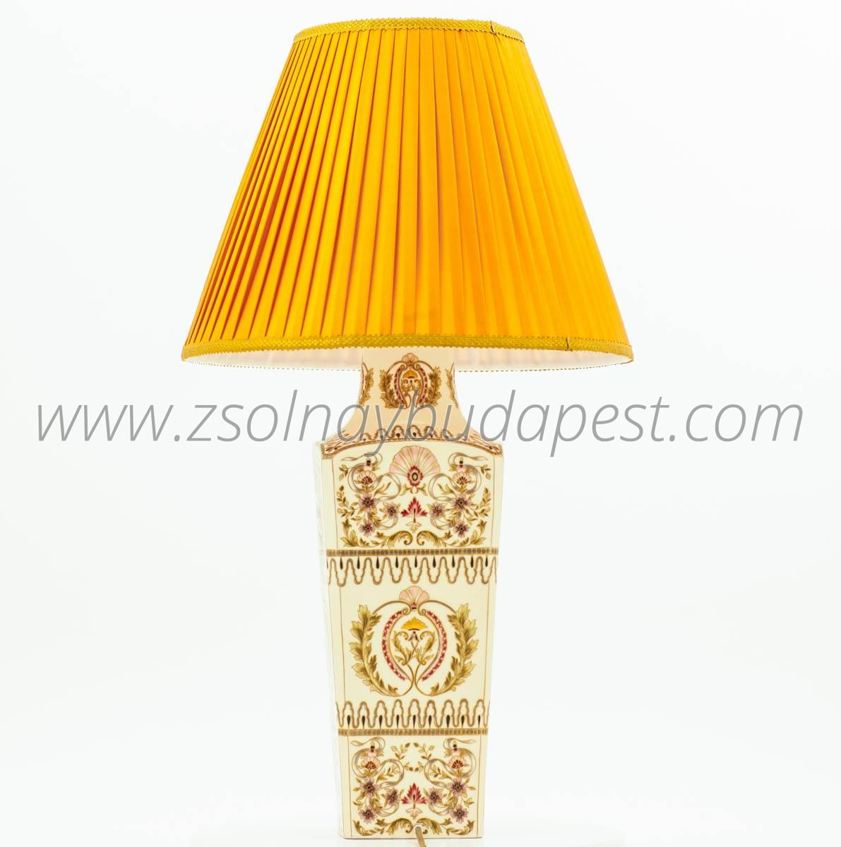 One of a kind  Imperial lamp