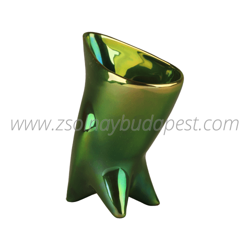 Eosin Jackdaw Vase