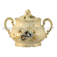 Cornflower Tea Service