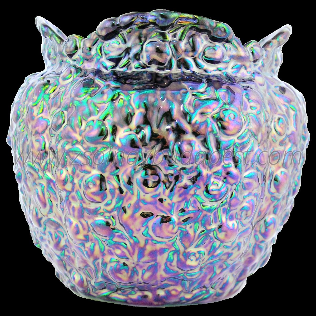Eosin plant pot