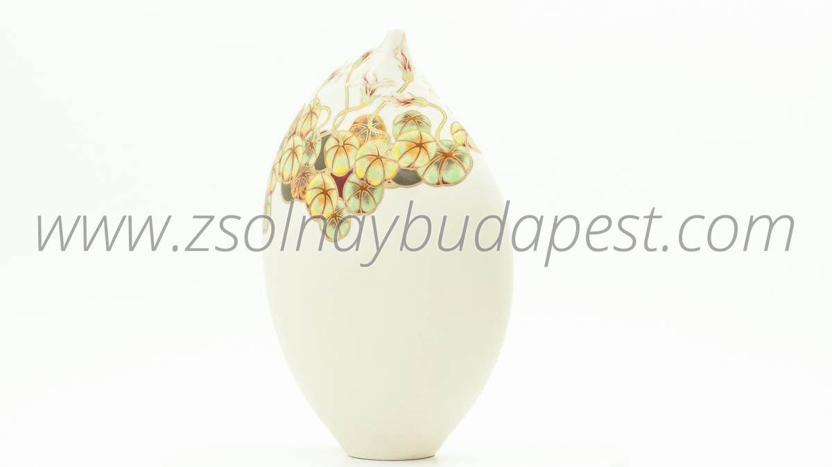 One of a Kind Pumpkin  Desire vase