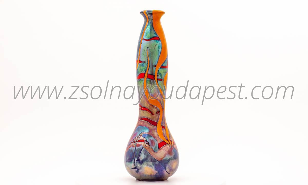 Limited Edition Eosin Vulcano Vase