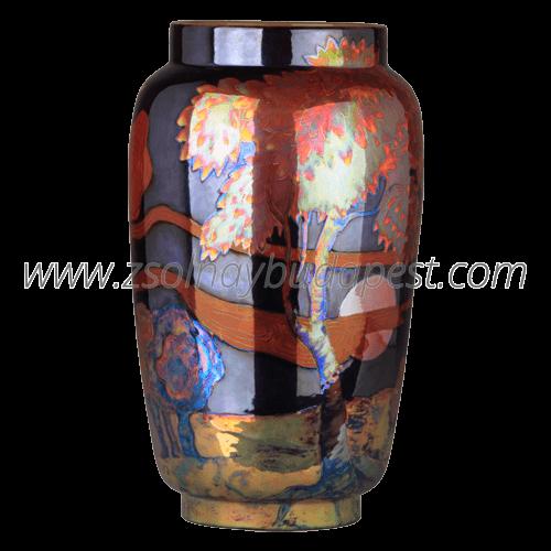 Limited Edition Multi Color Vase